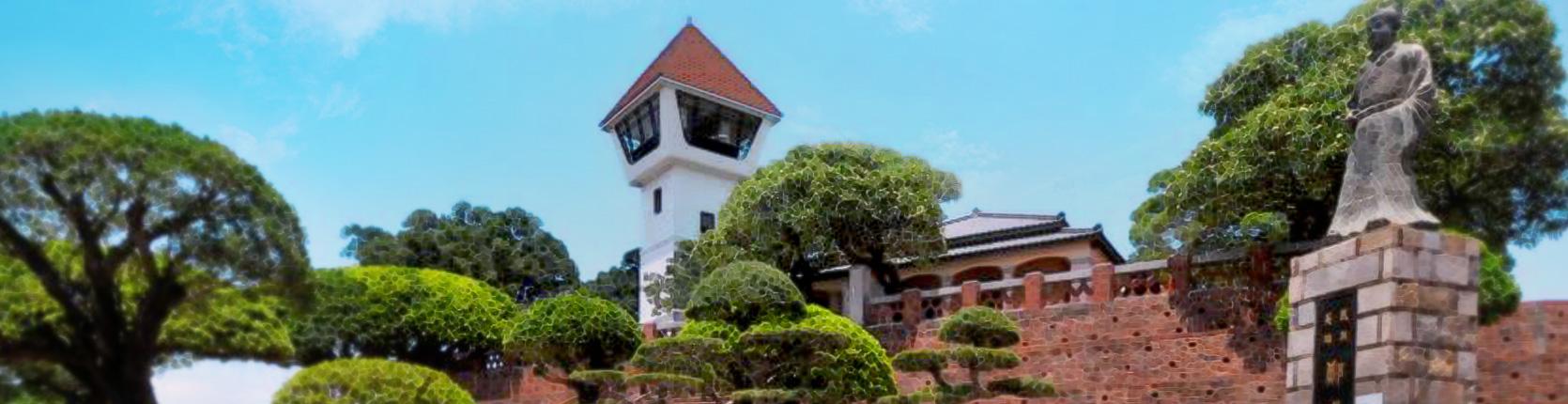 安平古堡-此為臺南市政府文化局古蹟營運科形象廣告播放輪播