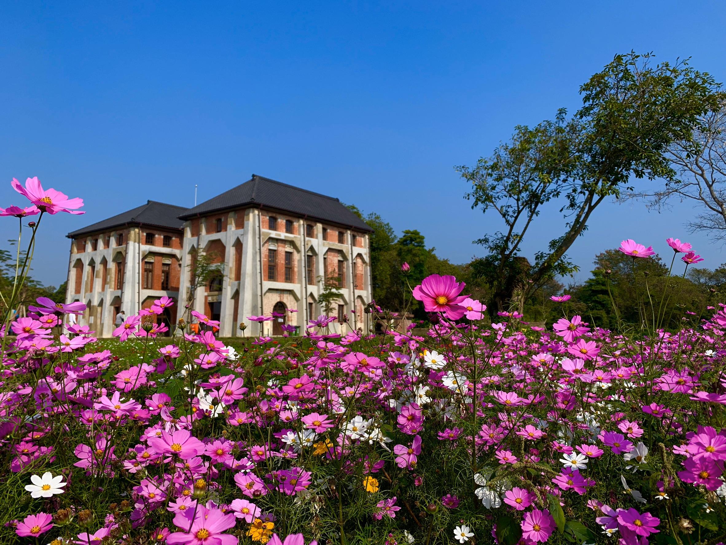 臺南山上花園水道博物館