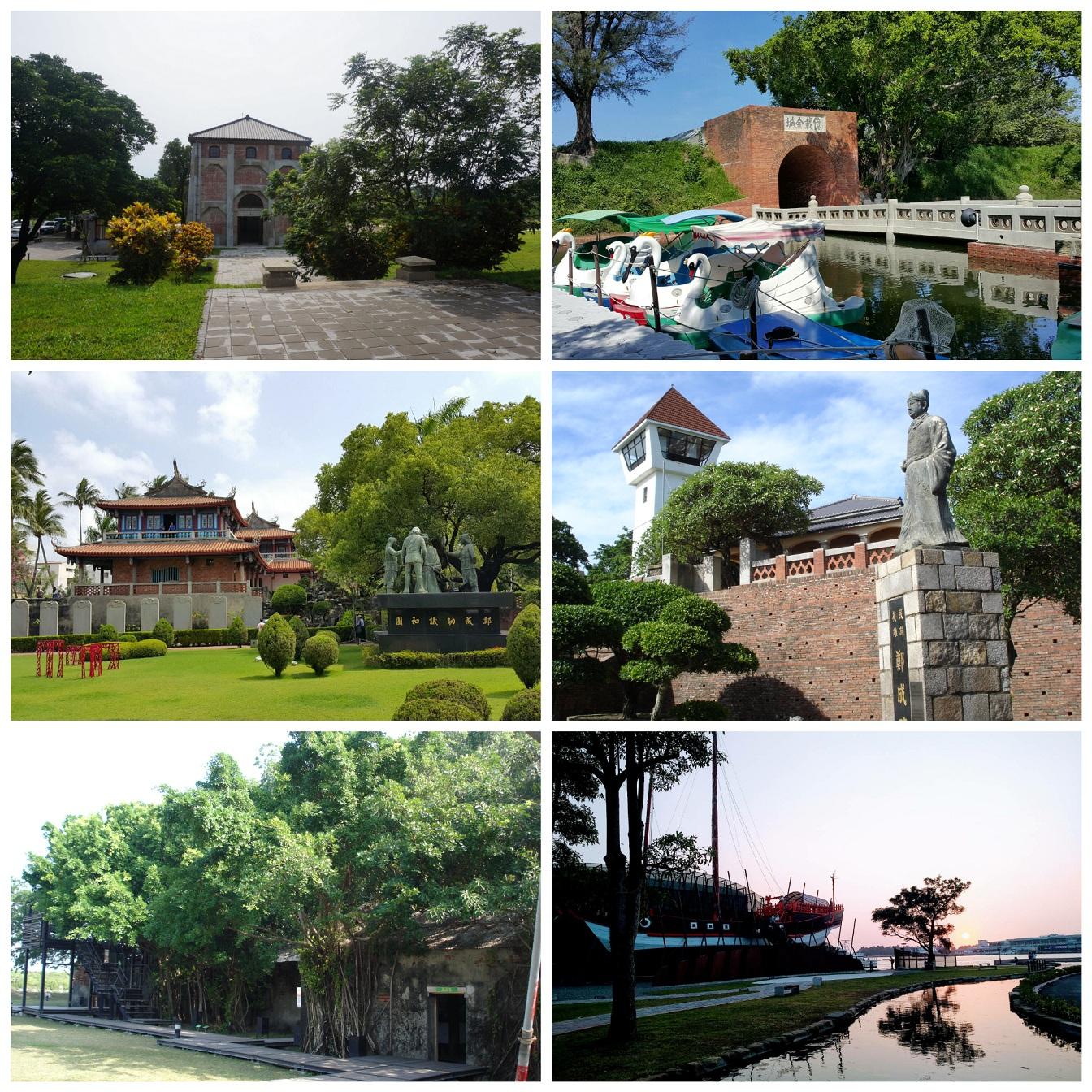 來場臺南深度文化之旅,六大古蹟區景點...