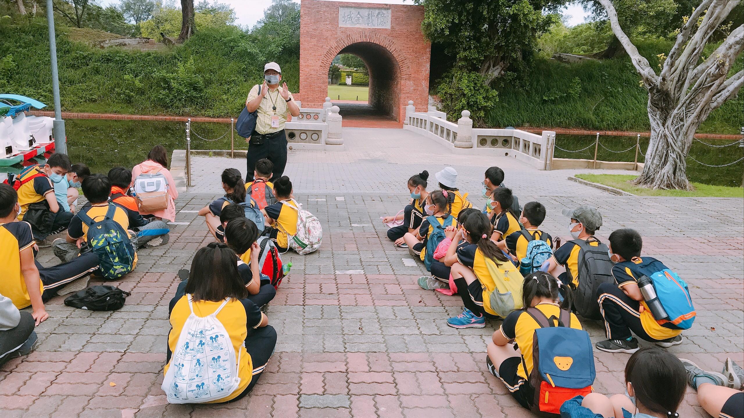 古蹟化身小學堂臺南市古蹟導覽教育活動反應熱烈! 邀您一起來欣賞