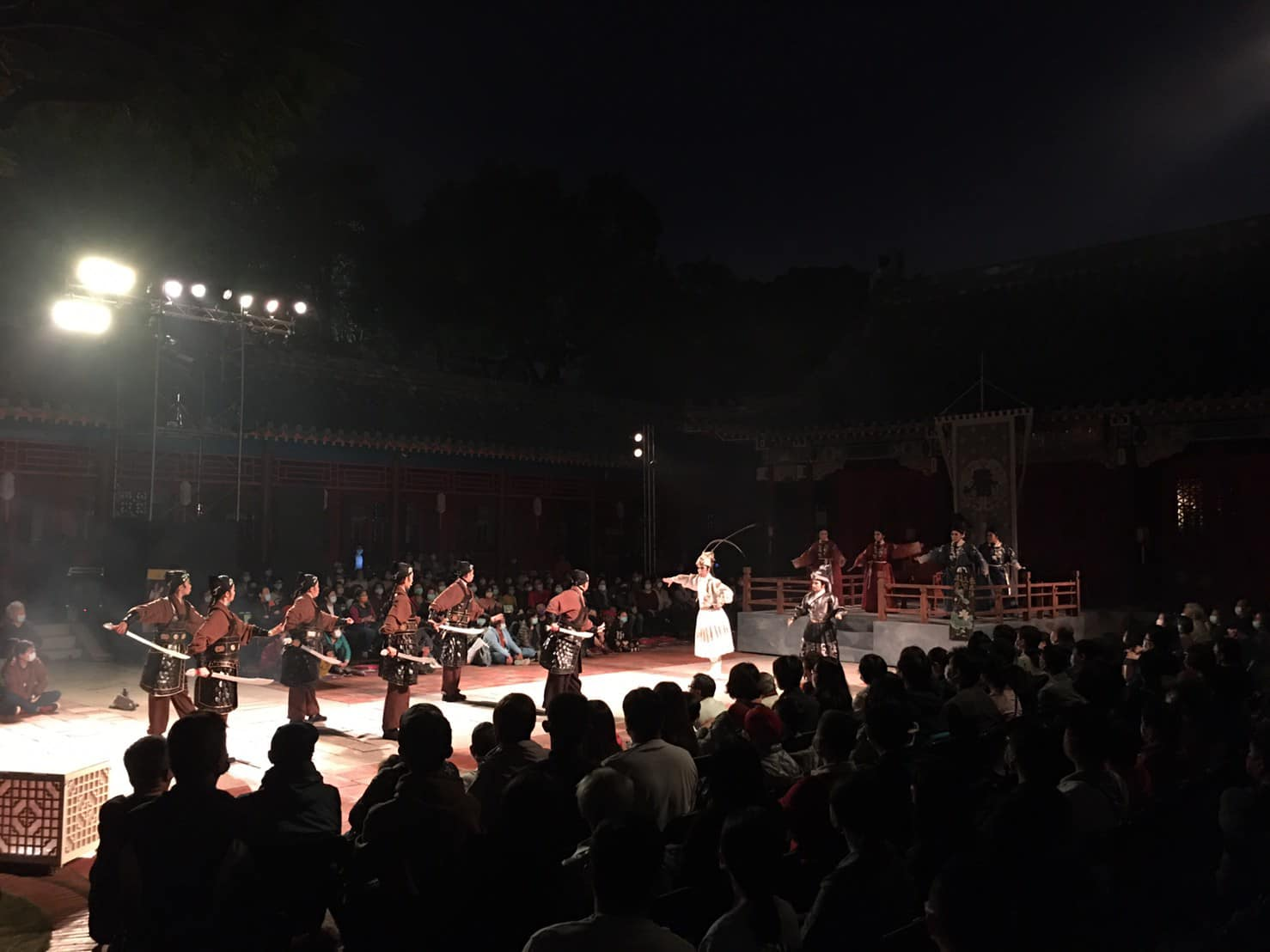 「延平郡王祠」2020微古蹟情境劇場《敬瑭...