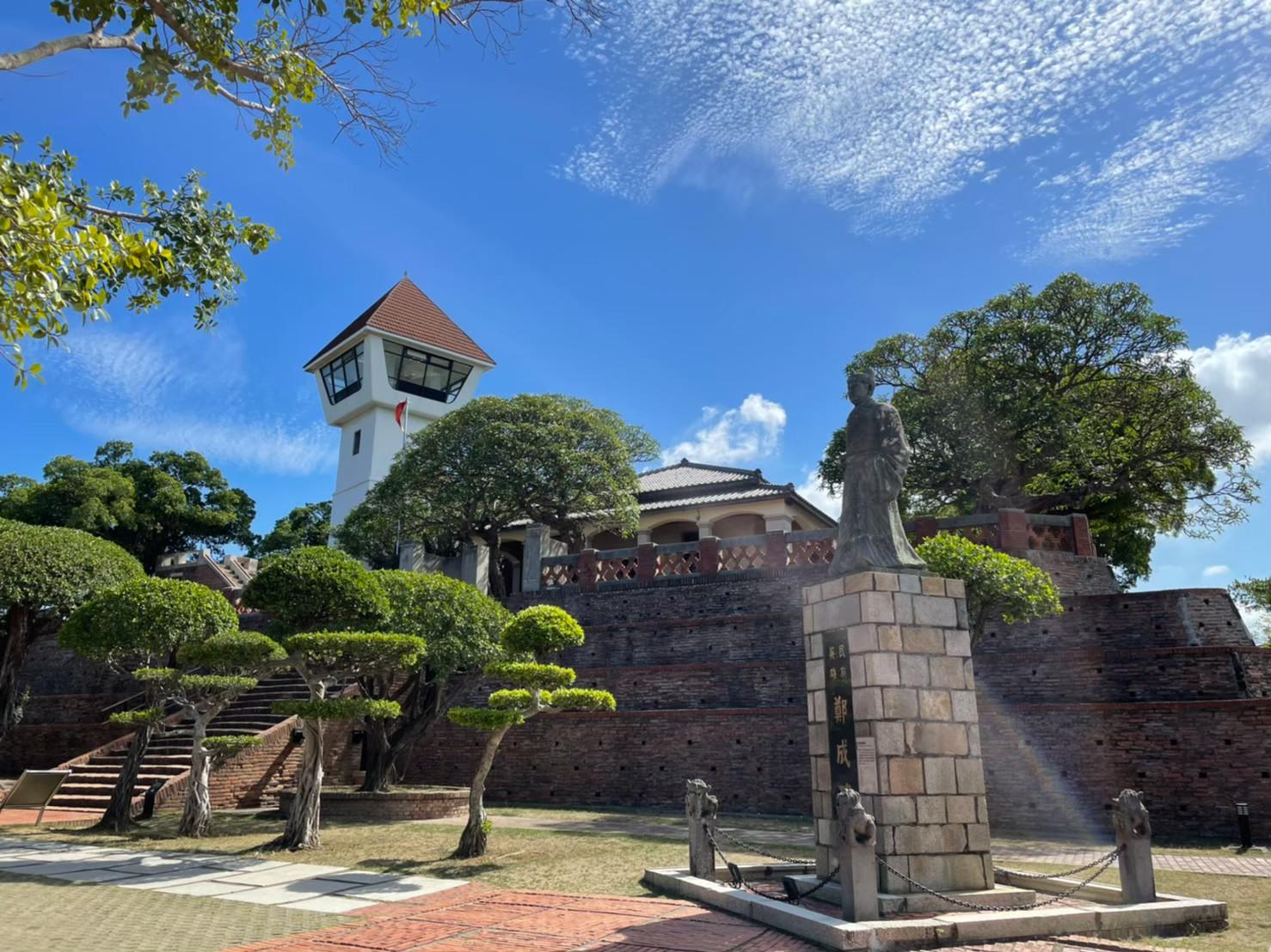 安平古堡建城400年暖壽一起來祝賀