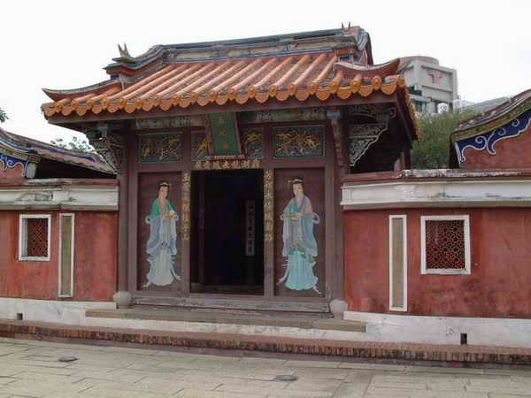Wufei Temple(五妃廟)